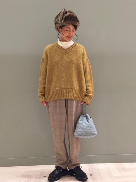 studio CLIPのアソートエリシャーリングPOを使ったコーディネートを紹介します。|Rakuten Fashion(楽天ファッション/旧楽天ブランドアベニュー)1070445