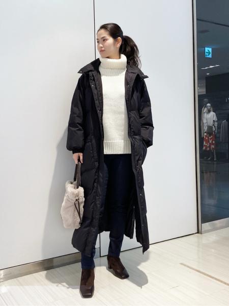 CAST:のスターモチーフファーバッグを使ったコーディネートを紹介します。|Rakuten Fashion(楽天ファッション/旧楽天ブランドアベニュー)1070847