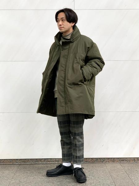 417 EDIFICEのTHERMOREモンスターパーカーを使ったコーディネートを紹介します。|Rakuten Fashion(楽天ファッション/旧楽天ブランドアベニュー)1071691