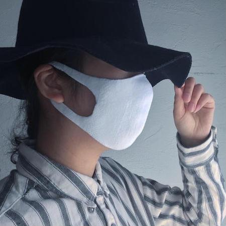 DamasquinaのDamasquina Mask/(U)無縫製マスクを使ったコーディネートを紹介します。|Rakuten Fashion(楽天ファッション/旧楽天ブランドアベニュー)1072261
