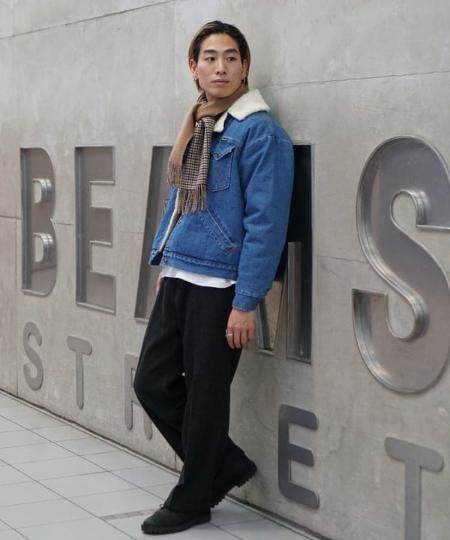 BEAMS MENのClarks * BEAMS / 別注 Desert Rock GORE-TEX(R)を使ったコーディネートを紹介します。|Rakuten Fashion(楽天ファッション/旧楽天ブランドアベニュー)1072295