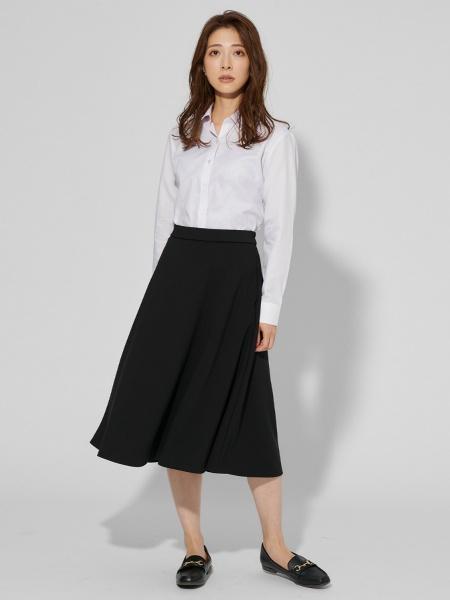 BRICK HOUSE by Tokyo Shirtsの(W)[plantica]レディース ウィメンズシャツ 長袖 形態安定 レギュラー衿 ピンク×ストライプ織柄を使ったコーディネートを紹介します。 Rakuten Fashion(楽天ファッション/旧楽天ブランドアベニュー)1072626