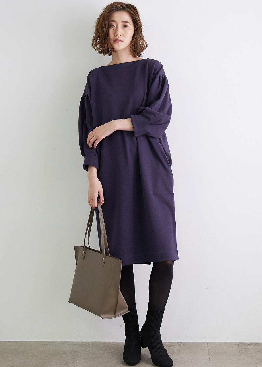 ROPE' PICNICのリブニットストレートヒールソフトブーツを使ったコーディネートを紹介します。|Rakuten Fashion(楽天ファッション/旧楽天ブランドアベニュー)1077547