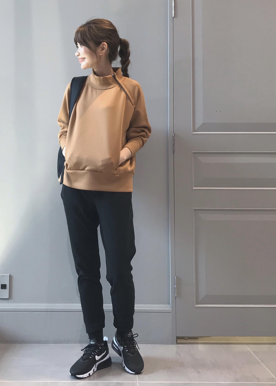 NERGYの【Smart Warm】インナーボアネックジッププルオーバーを使ったコーディネートを紹介します。|Rakuten Fashion(楽天ファッション/旧楽天ブランドアベニュー)1078995
