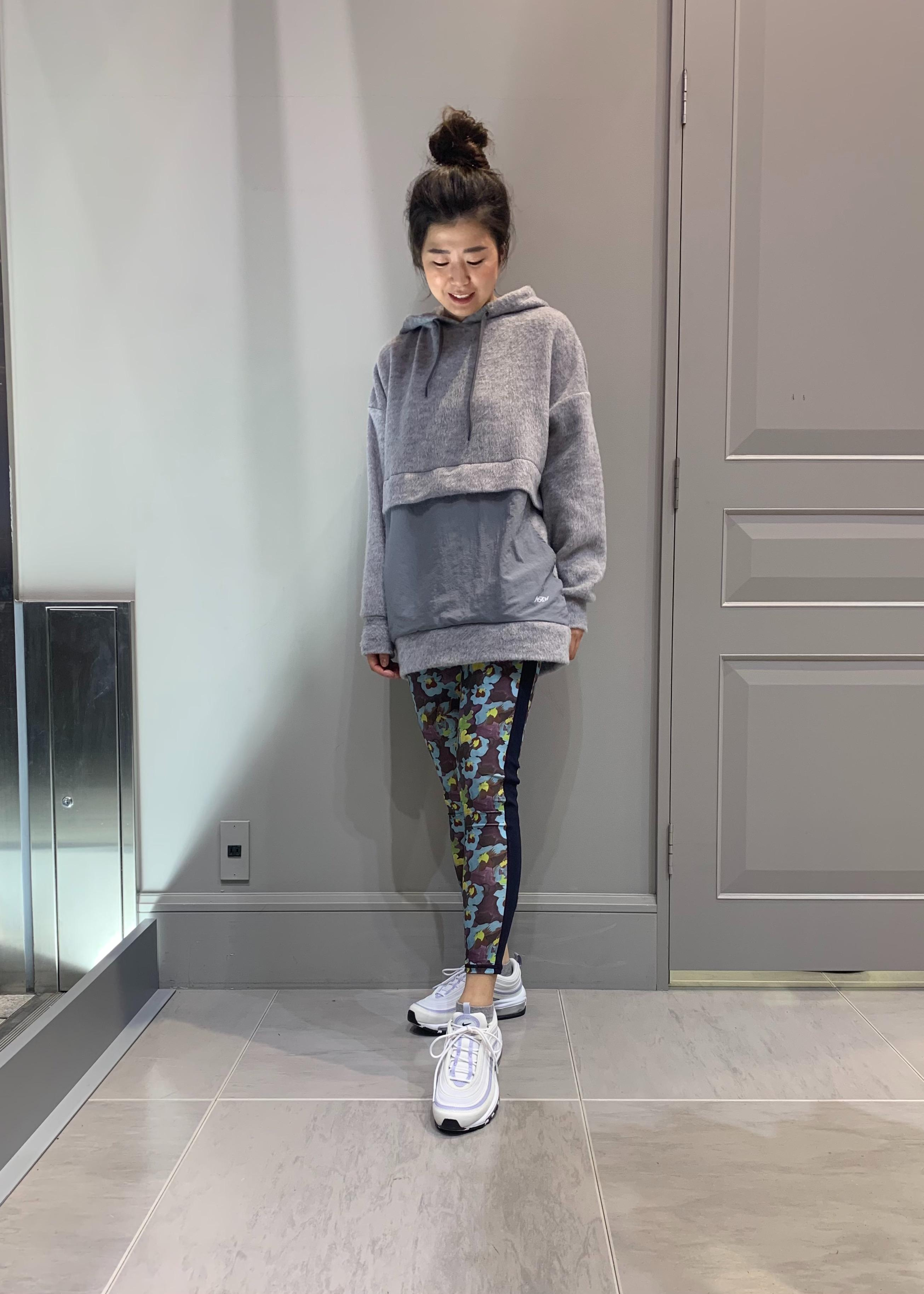 NERGYのシャギー異素材切替フーディを使ったコーディネートを紹介します。 Rakuten Fashion(楽天ファッション/旧楽天ブランドアベニュー)1078937