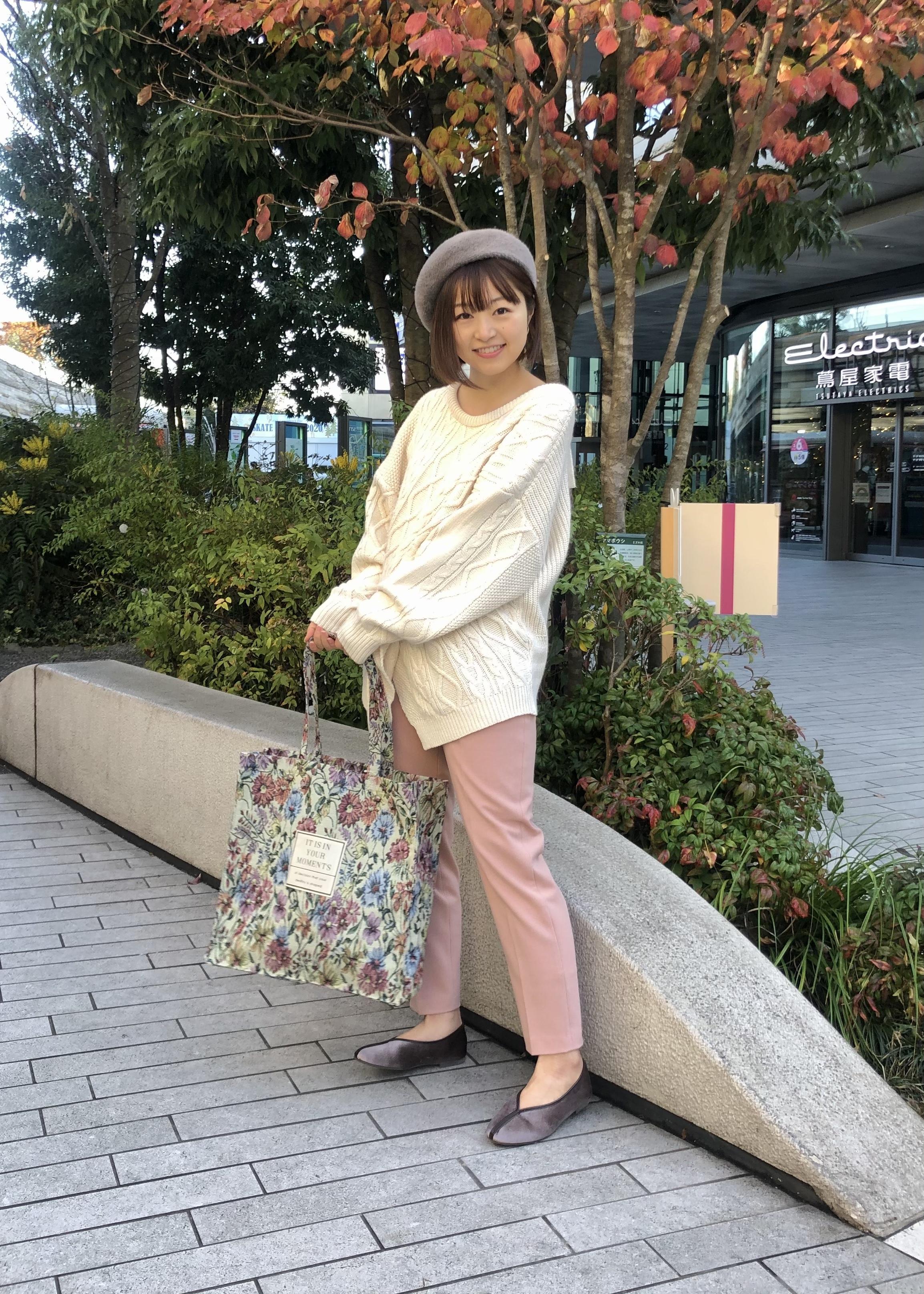 ViSの【星玲奈*ViS】サイド釦付きテーパードパンツを使ったコーディネートを紹介します。|Rakuten Fashion(楽天ファッション/旧楽天ブランドアベニュー)1078506