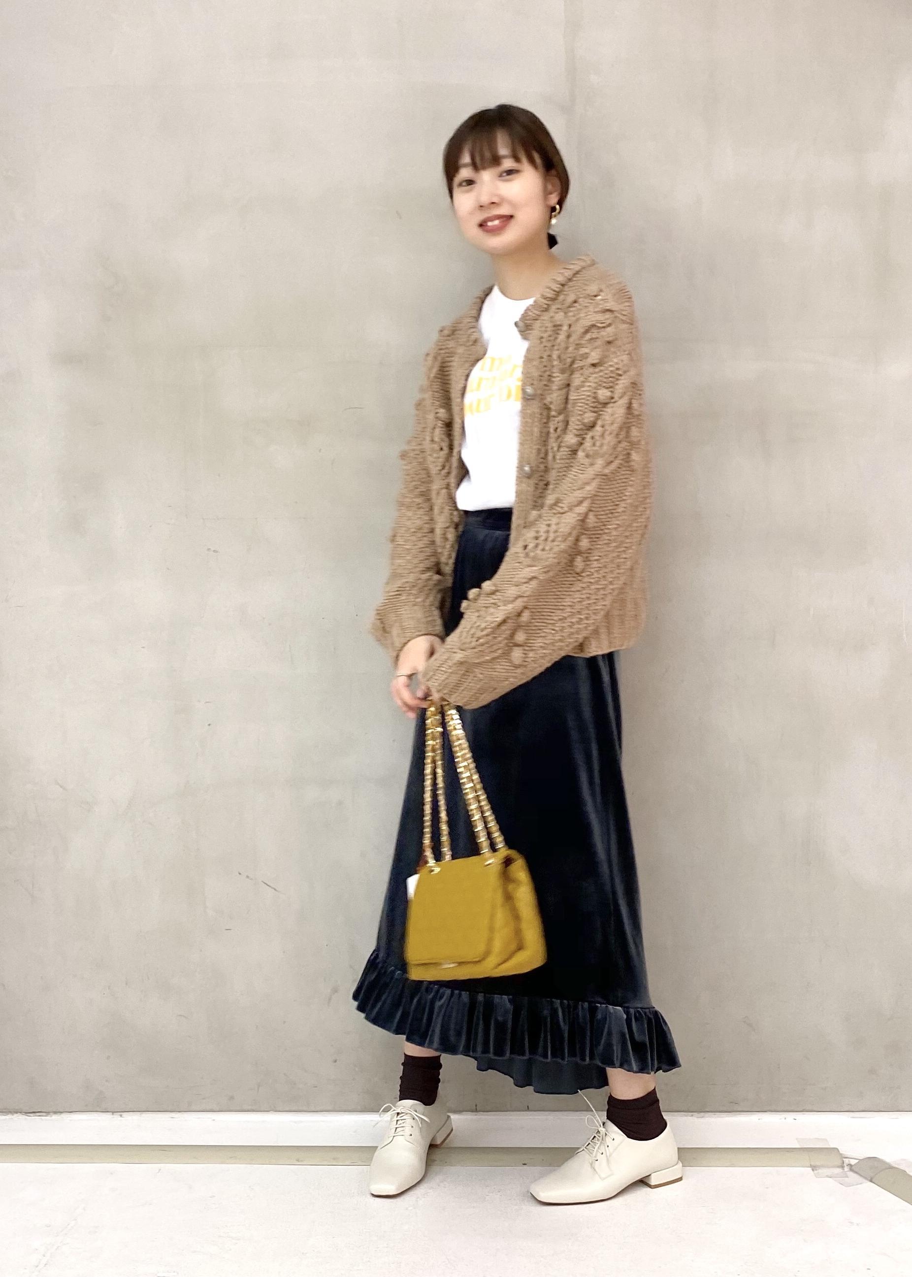 ROPE'の【Les Petits Basics】別注 ロングスリーブTシャツを使ったコーディネートを紹介します。 Rakuten Fashion(楽天ファッション/旧楽天ブランドアベニュー)1078770