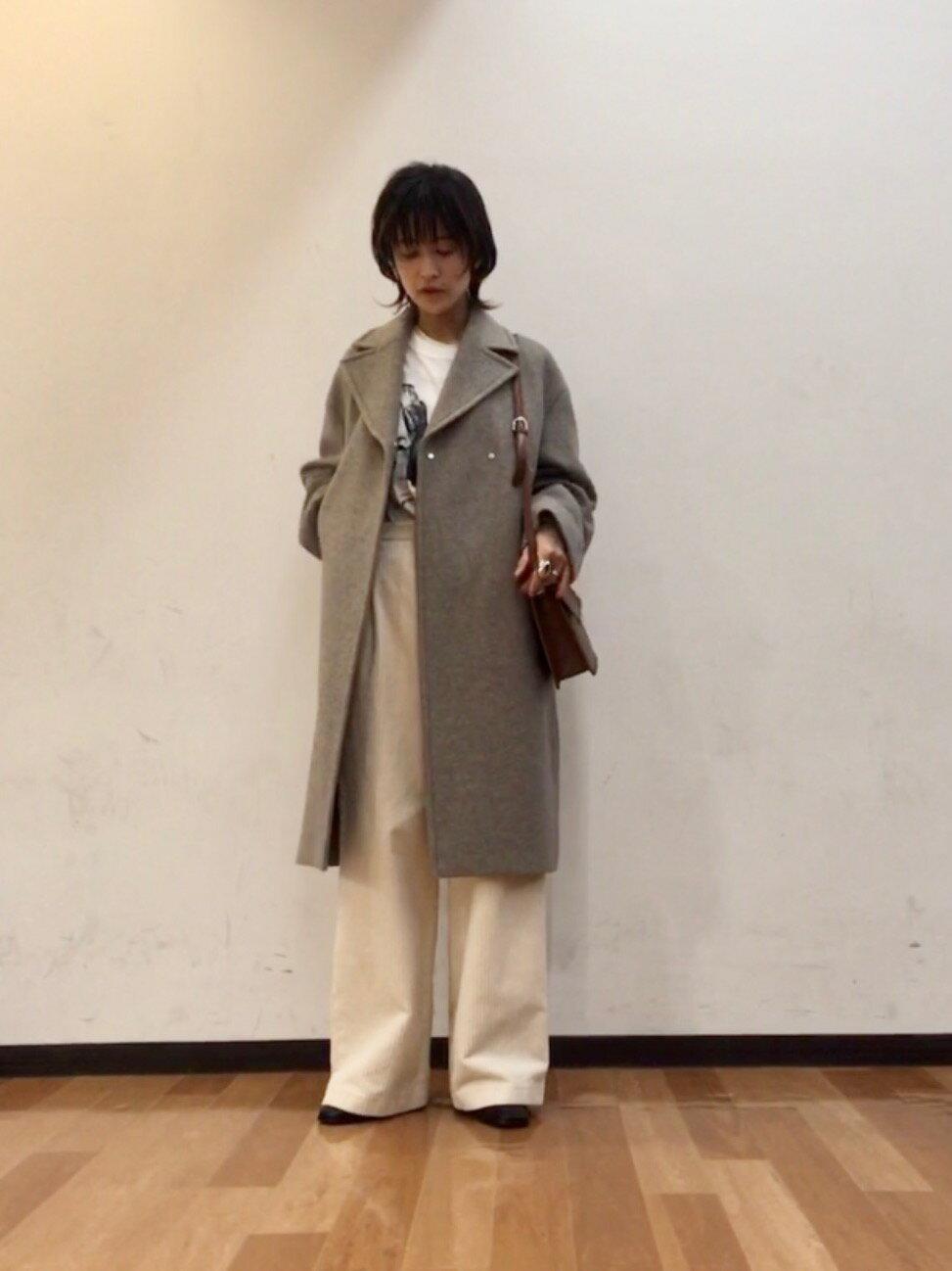 BEAUTY & YOUTH UNITED ARROWSのBY レザーサイドゴアミドルブーツ оを使ったコーディネートを紹介します。 Rakuten Fashion(楽天ファッション/旧楽天ブランドアベニュー)1079184