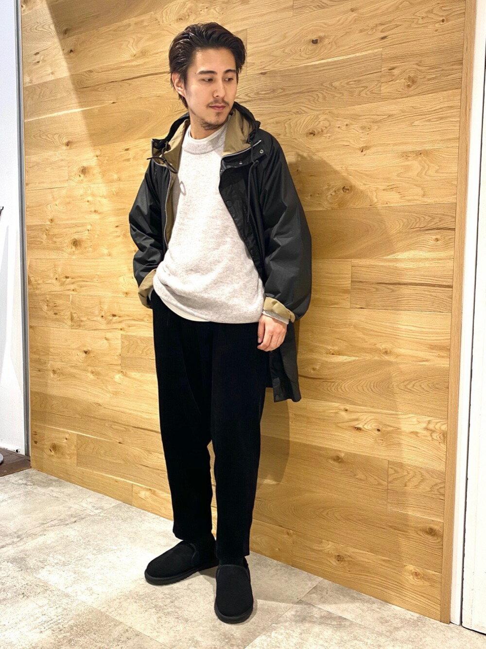 BEAUTY & YOUTH UNITED ARROWSの<UGG(アグ)> KENTON/ブーツを使ったコーディネートを紹介します。|Rakuten Fashion(楽天ファッション/旧楽天ブランドアベニュー)1079193