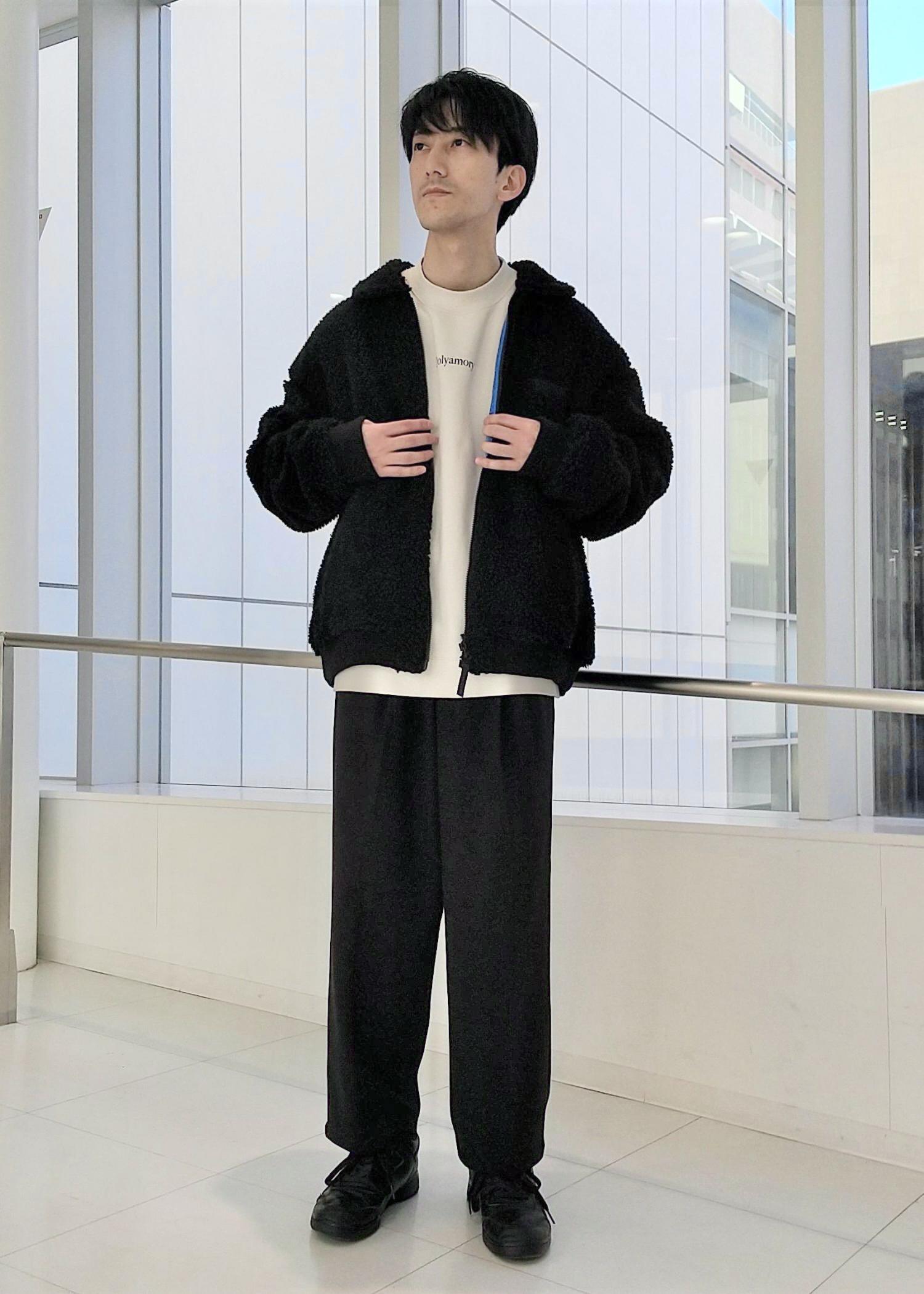 JUNRedのDAIKI NAKAMURA コラボスウェットを使ったコーディネートを紹介します。|Rakuten Fashion(楽天ファッション/旧楽天ブランドアベニュー)1080199