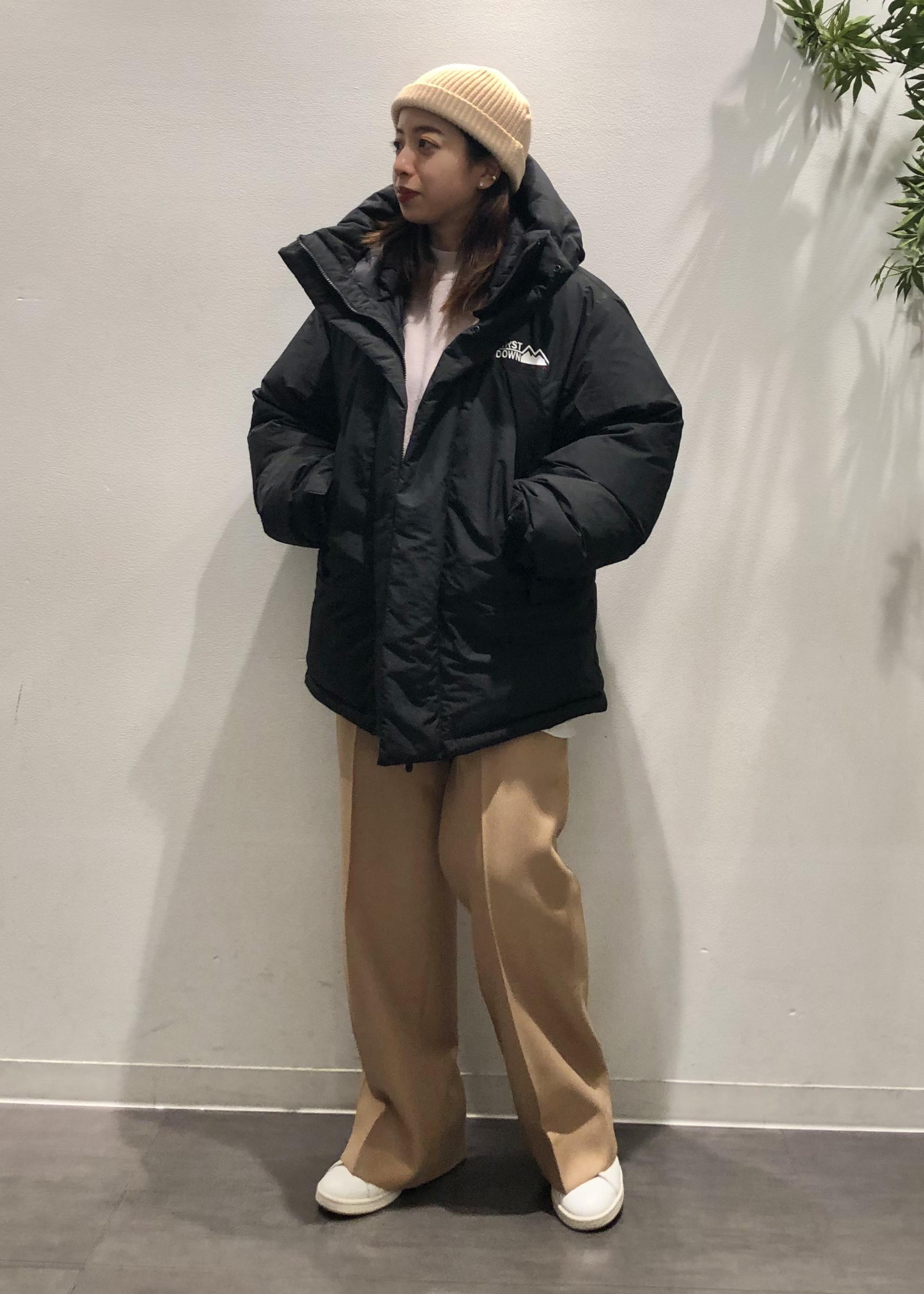 JUNRedのミラノリブルーズモックニットを使ったコーディネートを紹介します。|Rakuten Fashion(楽天ファッション/旧楽天ブランドアベニュー)1080228