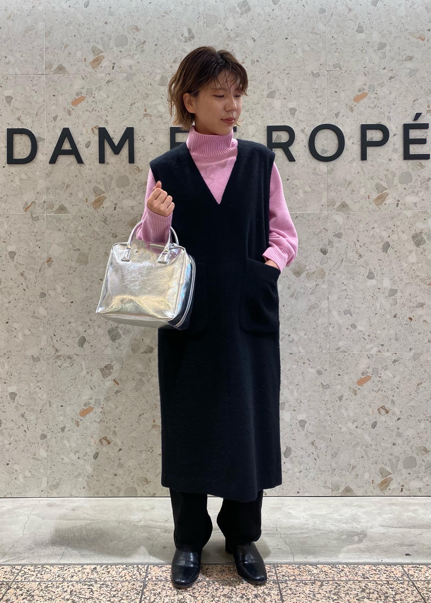 ADAM ET ROPE'の<追加>【一部WEB限定】ストレッチショートブーツを使ったコーディネートを紹介します。|Rakuten Fashion(楽天ファッション/旧楽天ブランドアベニュー)1080400