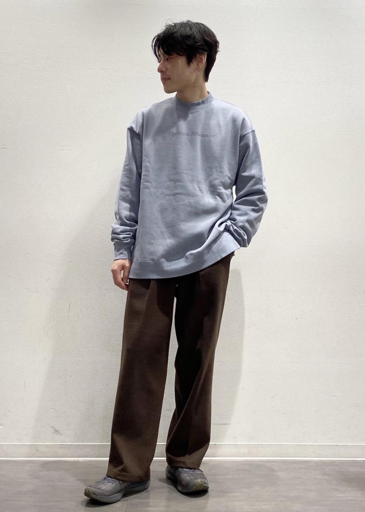 JUNRedのDAIKI NAKAMURA コラボスウェットを使ったコーディネートを紹介します。|Rakuten Fashion(楽天ファッション/旧楽天ブランドアベニュー)1082871