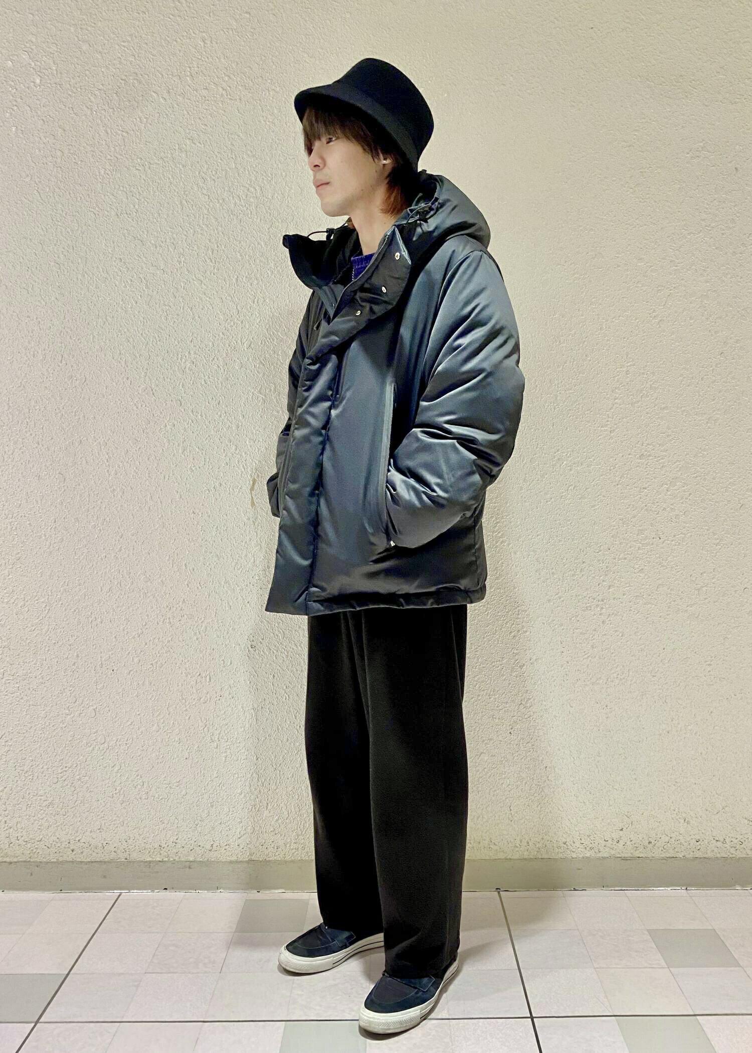 JUNRedのエアリーストレッチフラノワイドパンツ【Set Up可能】を使ったコーディネートを紹介します。|Rakuten Fashion(楽天ファッション/旧楽天ブランドアベニュー)1082697