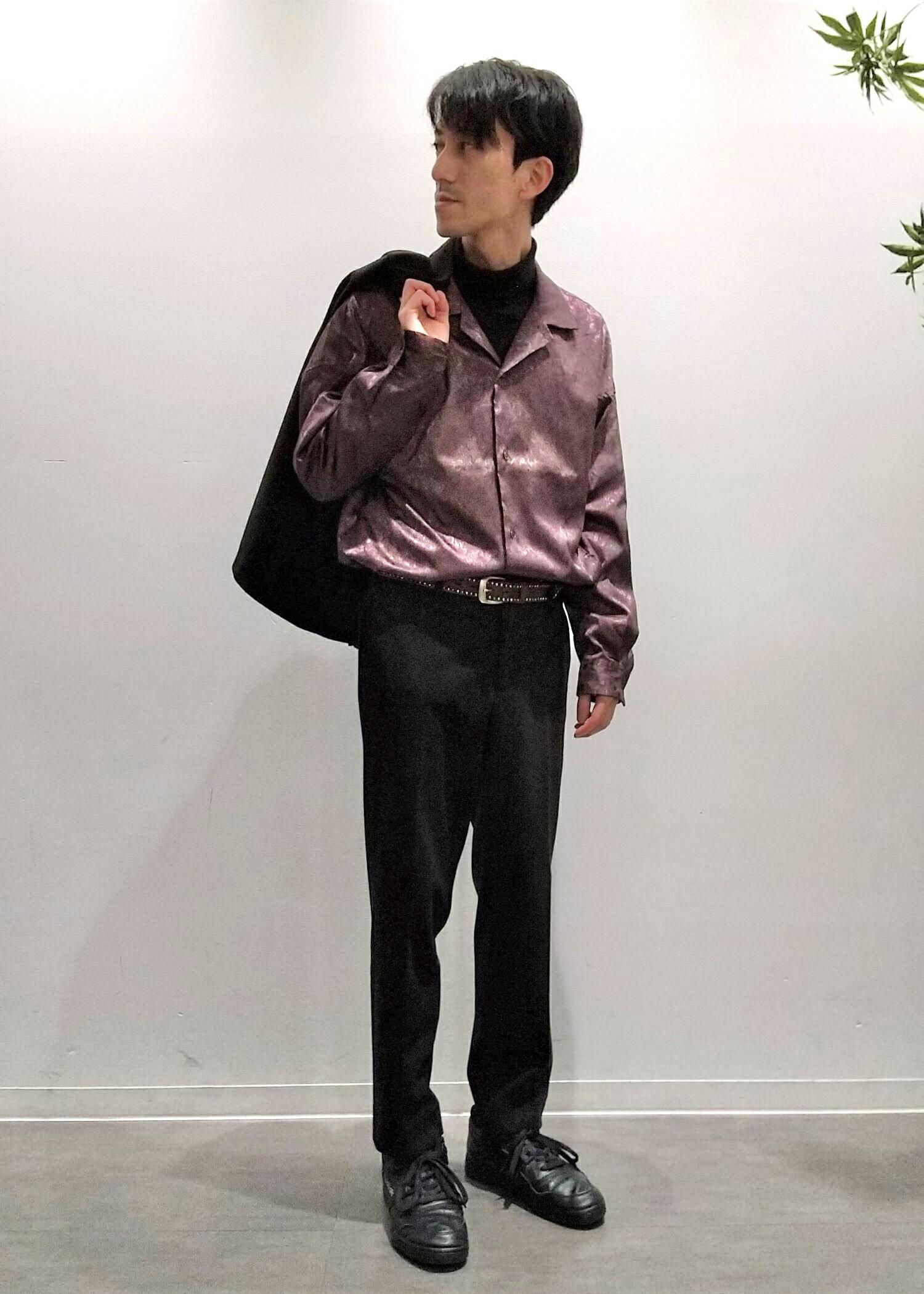 JUNRedのエアリーストレッチフラノスリムパンツ【Set Up可能】を使ったコーディネートを紹介します。 Rakuten Fashion(楽天ファッション/旧楽天ブランドアベニュー)1082962