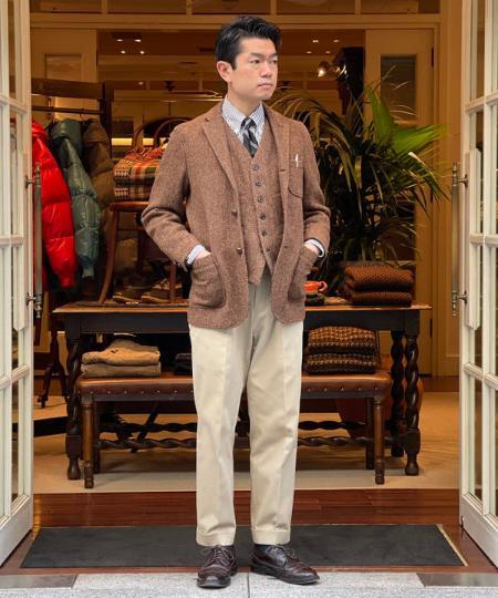 BEAMS MENのコーディネートを紹介します。|Rakuten Fashion(楽天ファッション/旧楽天ブランドアベニュー)1074299