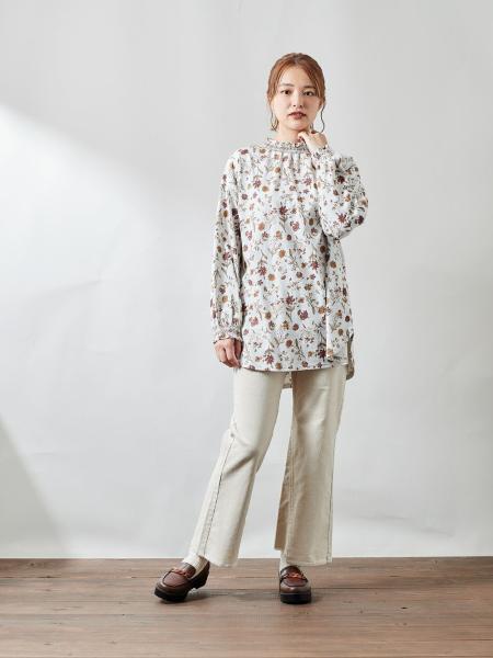 cepoのERG/(W)20/-テンジクギャザーPOを使ったコーディネートを紹介します。 Rakuten Fashion(楽天ファッション/旧楽天ブランドアベニュー)1074743