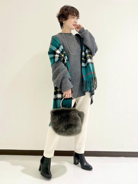 AU BANNISTERの【スノーソール使用】サイドゴアブーツを使ったコーディネートを紹介します。|Rakuten Fashion(楽天ファッション/旧楽天ブランドアベニュー)1074979