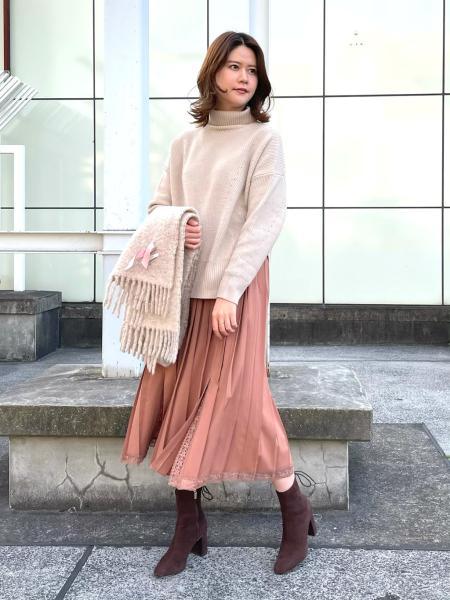 JILLSTUARTの◆ローレンニットを使ったコーディネートを紹介します。 Rakuten Fashion(楽天ファッション/旧楽天ブランドアベニュー)1075114