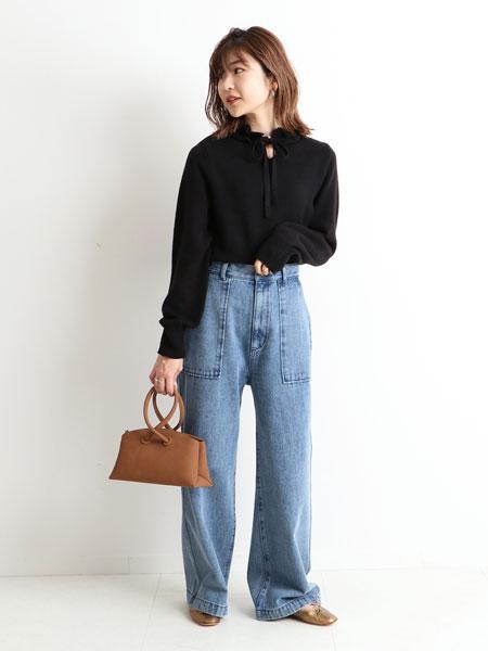 SLOBE IENAのコーディネートを紹介します。 Rakuten Fashion(楽天ファッション/旧楽天ブランドアベニュー)1075866
