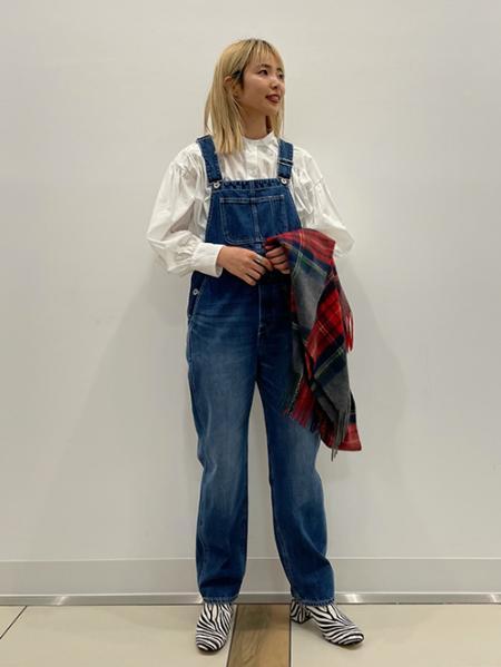 JOURNAL STANDARDのカシミヤストール◆を使ったコーディネートを紹介します。 Rakuten Fashion(楽天ファッション/旧楽天ブランドアベニュー)1076703