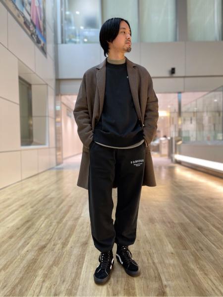 417 EDIFICEの【 FAMOUS DEPARTMENT STORE / フェイマス デパートメント ストア】ムネシシュウ C/Nを使ったコーディネートを紹介します。|Rakuten Fashion(楽天ファッション/旧楽天ブランドアベニュー)1077056