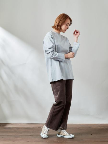 cepoのCEPO/(W)ソデカフスL/STを使ったコーディネートを紹介します。|Rakuten Fashion(楽天ファッション/旧楽天ブランドアベニュー)1077210
