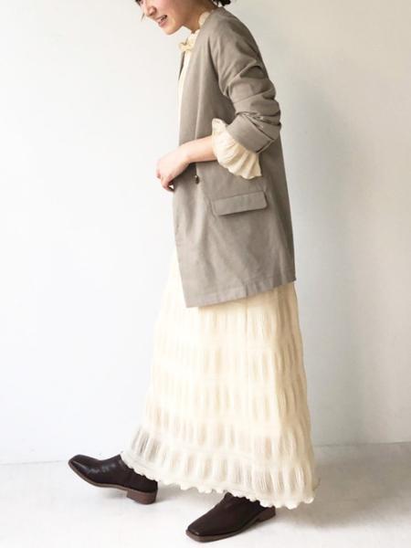 Bou Jeloudの[2021新春福袋] Bab タイプAを使ったコーディネートを紹介します。|Rakuten Fashion(楽天ファッション/旧楽天ブランドアベニュー)1077225