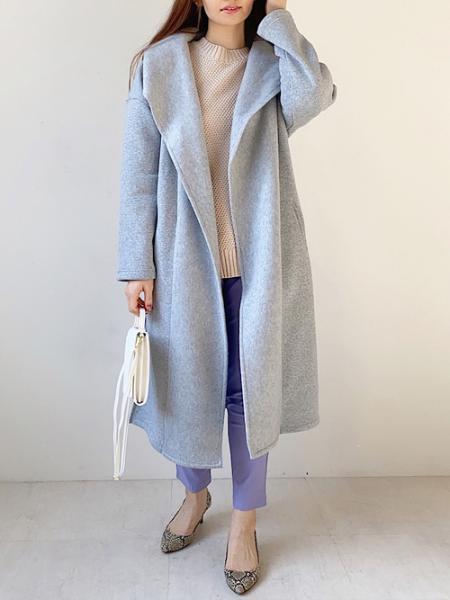 Bou Jeloudの裏起毛ライトコーディガンを使ったコーディネートを紹介します。|Rakuten Fashion(楽天ファッション/旧楽天ブランドアベニュー)1079090