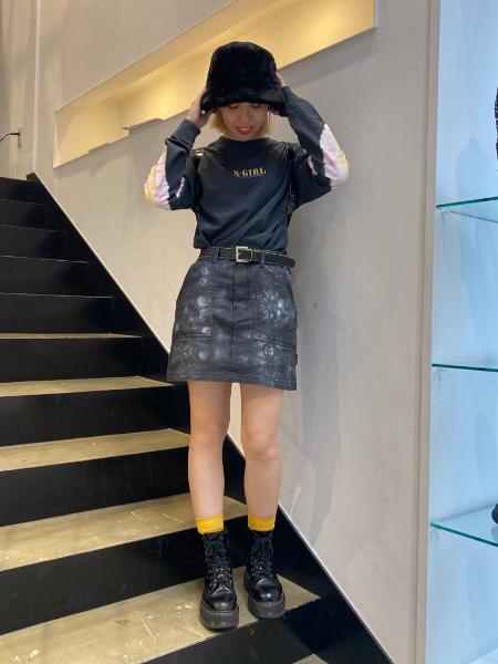 X-girlのコーディネートを紹介します。|Rakuten Fashion(楽天ファッション/旧楽天ブランドアベニュー)1079780