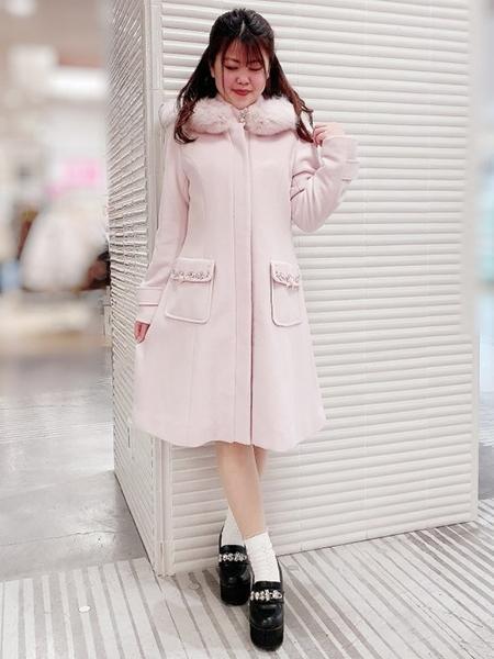 LODISPOTTOの【Ray12月号掲載】ディアマンフルールアウトポケットフードコートを使ったコーディネートを紹介します。|Rakuten Fashion(楽天ファッション/旧楽天ブランドアベニュー)1079851