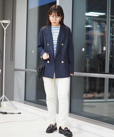 B:MING LIFE STORE by BEAMSのB:MING by BEAMS / ダブルブレスト ジャケット 21SSを使ったコーディネートを紹介します。|Rakuten Fashion(楽天ファッション/旧楽天ブランドアベニュー)1079960