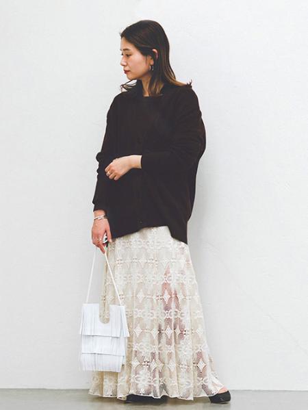 JOURNAL STANDARDのソフトコットンアンサンブル◆を使ったコーディネートを紹介します。|Rakuten Fashion(楽天ファッション/旧楽天ブランドアベニュー)1081734
