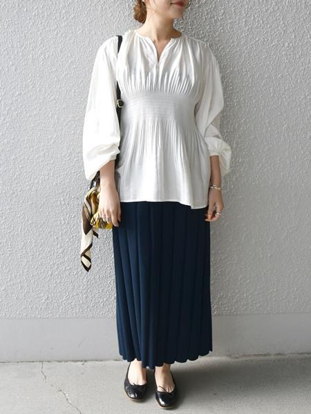SHIPSのSHIPS any: セミマーメイド ワイドリブニット スカートを使ったコーディネートを紹介します。|Rakuten Fashion(楽天ファッション/旧楽天ブランドアベニュー)1081807