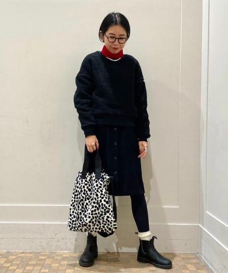 BEAMS WOMENのBLUNDSTONE / サイドゴア ブーツを使ったコーディネートを紹介します。|Rakuten Fashion(楽天ファッション/旧楽天ブランドアベニュー)1082086