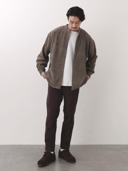 JOURNAL STANDARDのBAND CORDS SHを使ったコーディネートを紹介します。|Rakuten Fashion(楽天ファッション/旧楽天ブランドアベニュー)1082383