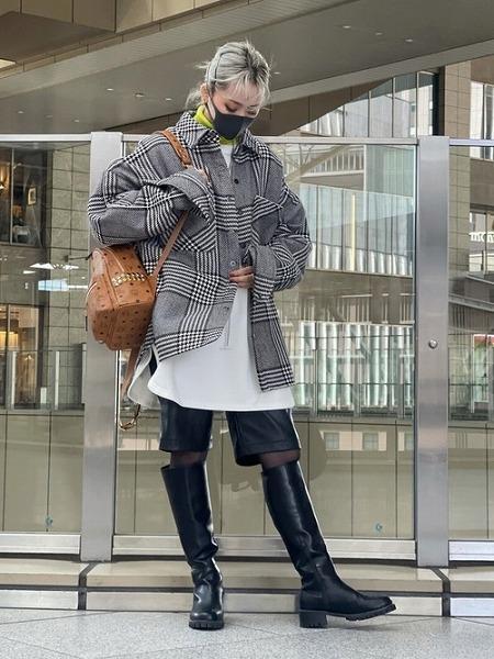 LHPのDankeSchon/ダンケシェーン/リフレクターシャツを使ったコーディネートを紹介します。|Rakuten Fashion(楽天ファッション/旧楽天ブランドアベニュー)1082717