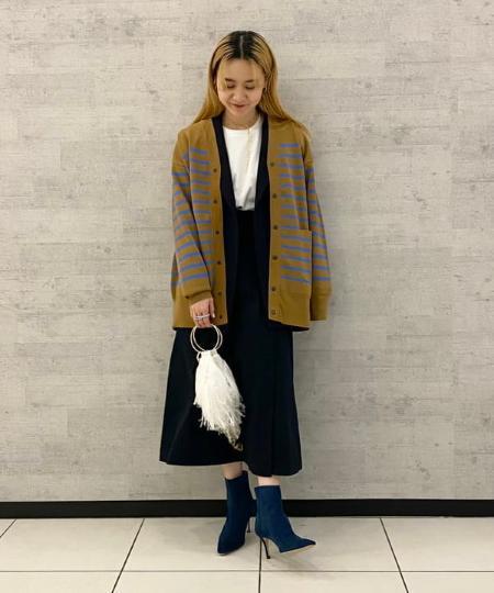BEAMS LIGHTSのBEAMS LIGHTS / 手洗い可能 天竺 ロングスリーブ カットソー ビームスライツ ビームス スウェット Tシャツ ヴィンテージ風 送料無料を使ったコーディネートを紹介します。|Rakuten Fashion(楽天ファッション/旧楽天ブランドアベニュー)1083221