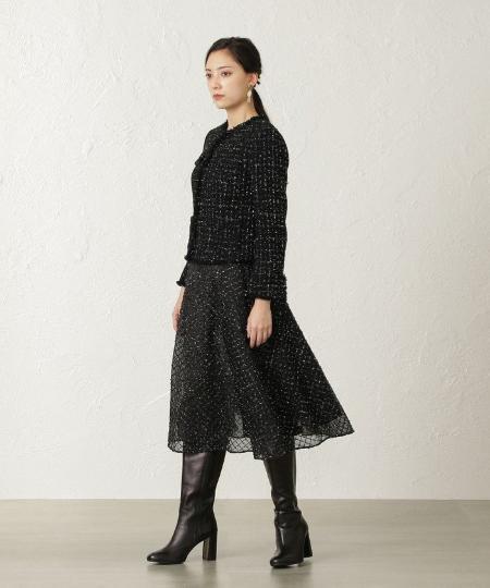 EPOCA THE SHOPのフラッグクロススカートを使ったコーディネートを紹介します。 Rakuten Fashion(楽天ファッション/旧楽天ブランドアベニュー)1083979