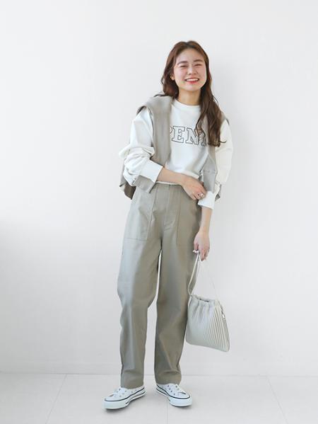 JOURNAL STANDARD relumeのベイカーパンツ◆を使ったコーディネートを紹介します。|Rakuten Fashion(楽天ファッション/旧楽天ブランドアベニュー)1084125
