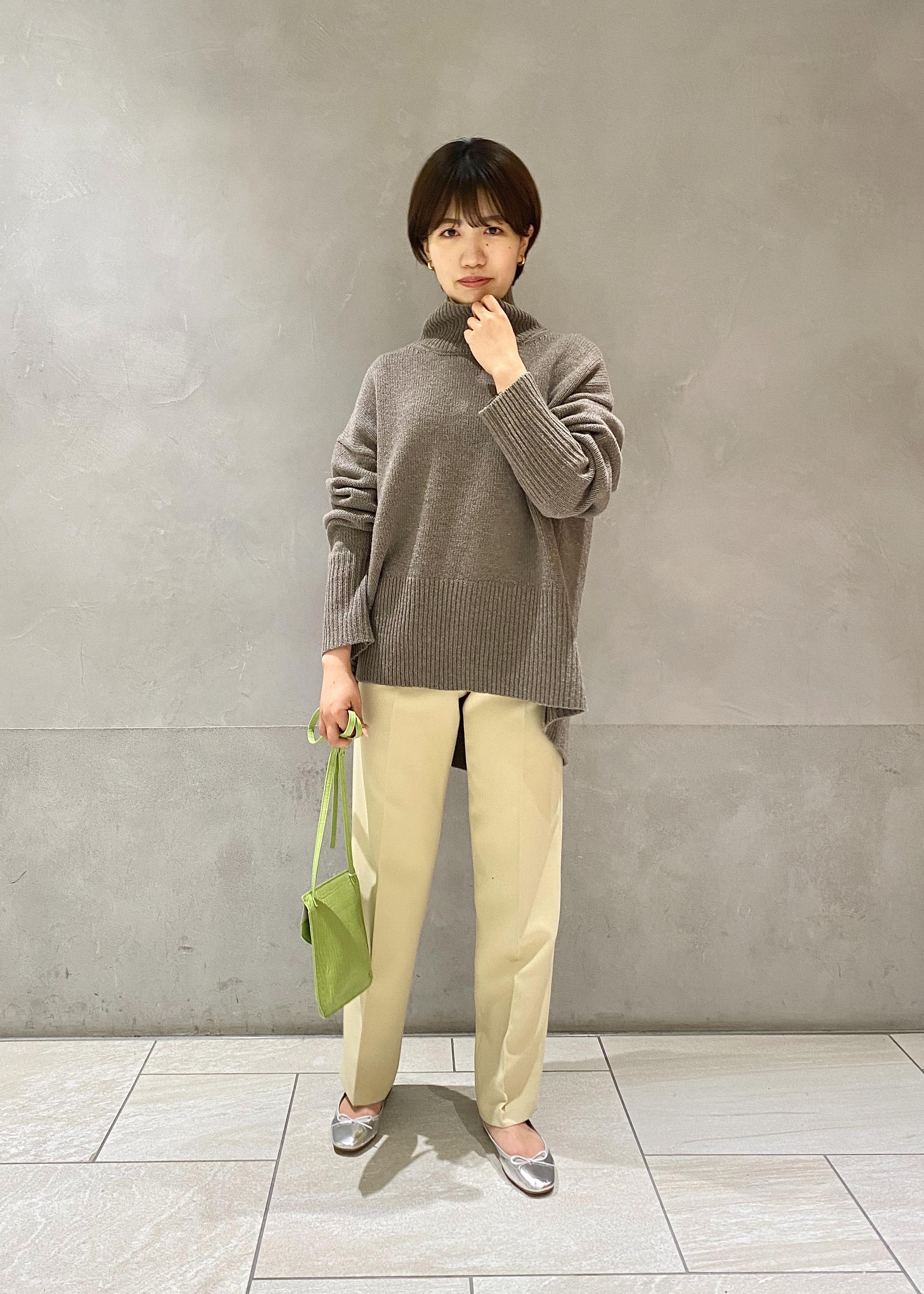 ADAM ET ROPE'の<追加>メタリックバレエシューズを使ったコーディネートを紹介します。|Rakuten Fashion(楽天ファッション/旧楽天ブランドアベニュー)1086335