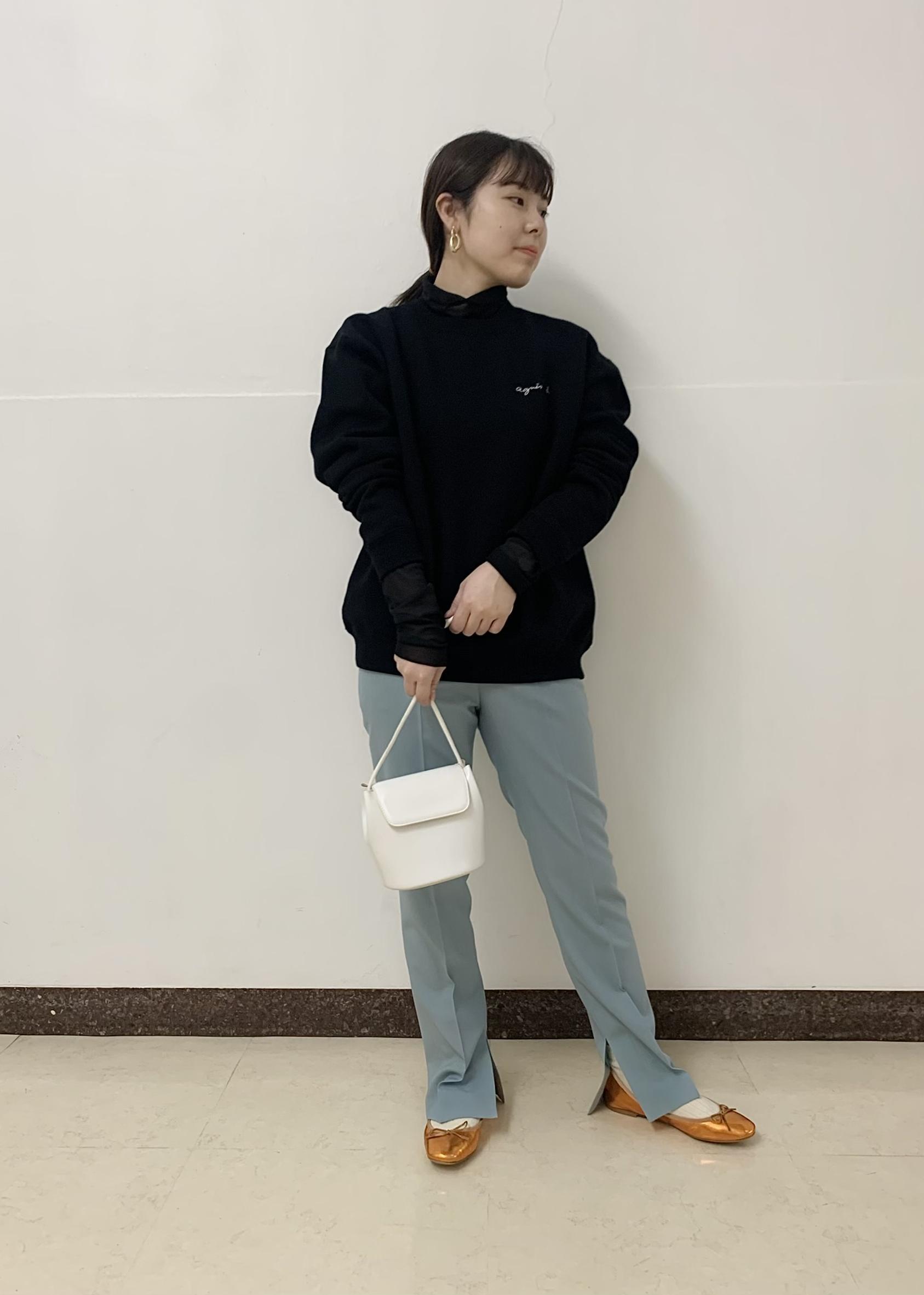 ADAM ET ROPE'の<追加>メタリックバレエシューズを使ったコーディネートを紹介します。|Rakuten Fashion(楽天ファッション/旧楽天ブランドアベニュー)1086517