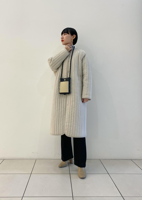 ADAM ET ROPE'の【TRICOTE'】コードレザーBAGを使ったコーディネートを紹介します。 Rakuten Fashion(楽天ファッション/旧楽天ブランドアベニュー)1086544
