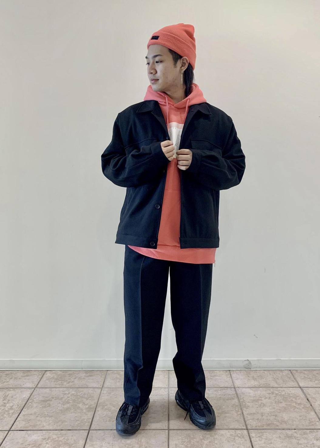 JUNRedのitiCONドラマティックパーカーを使ったコーディネートを紹介します。|Rakuten Fashion(楽天ファッション/旧楽天ブランドアベニュー)1086697