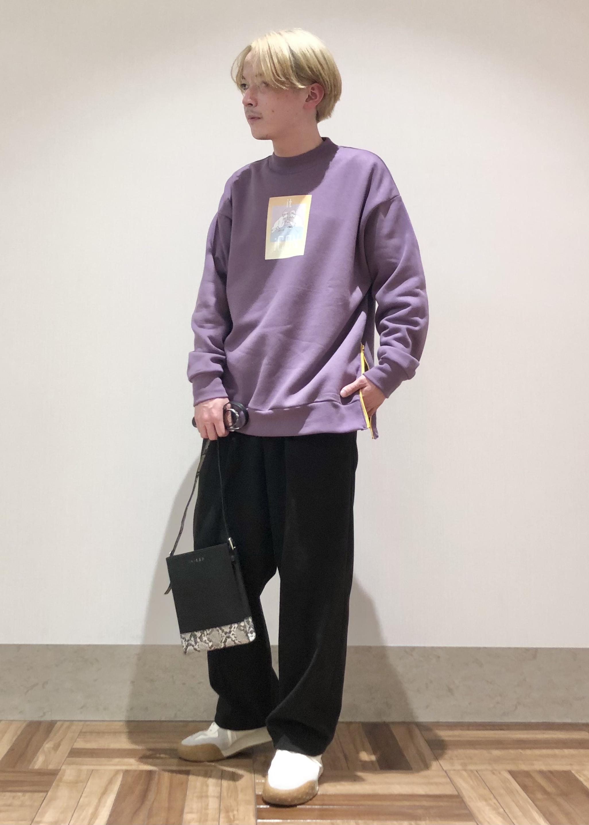 JUNRedのitiCONドラマティックモックネックを使ったコーディネートを紹介します。|Rakuten Fashion(楽天ファッション/旧楽天ブランドアベニュー)1086737