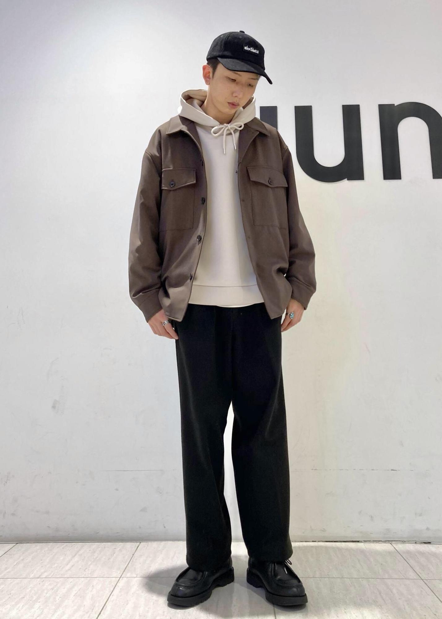 JUNRedのホットストレージCPOブルゾンを使ったコーディネートを紹介します。|Rakuten Fashion(楽天ファッション/旧楽天ブランドアベニュー)1086750