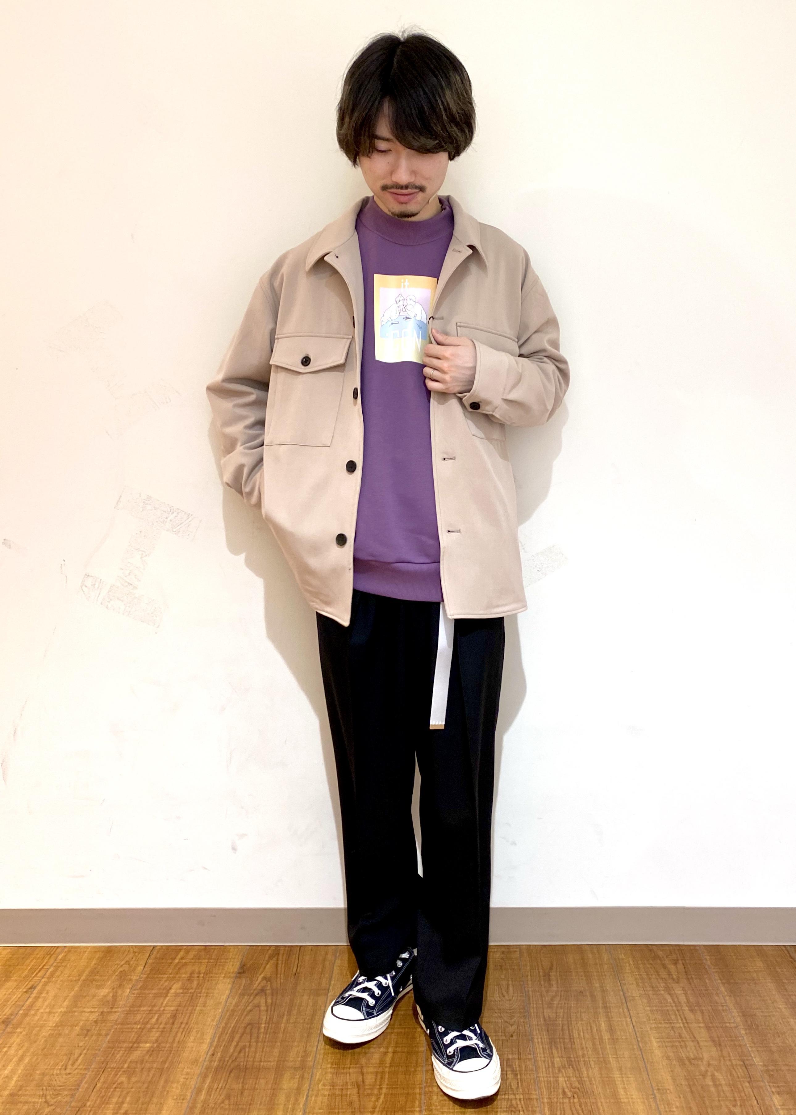JUNRedのホットストレージCPOブルゾンを使ったコーディネートを紹介します。|Rakuten Fashion(楽天ファッション/旧楽天ブランドアベニュー)1086788