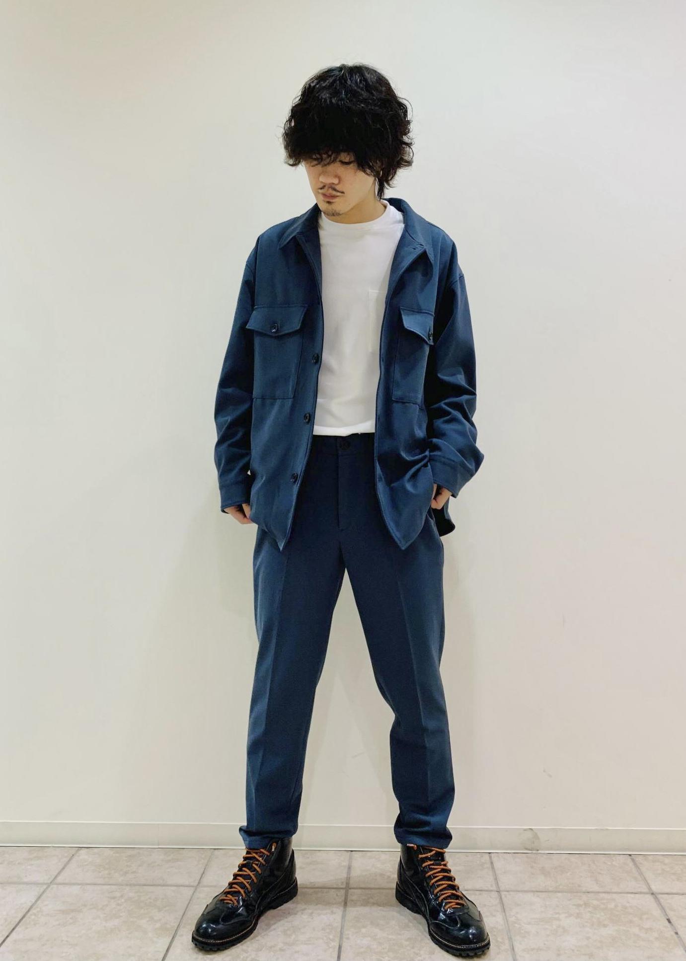 JUNRedのホットストレージCPOブルゾンを使ったコーディネートを紹介します。 Rakuten Fashion(楽天ファッション/旧楽天ブランドアベニュー)1086789
