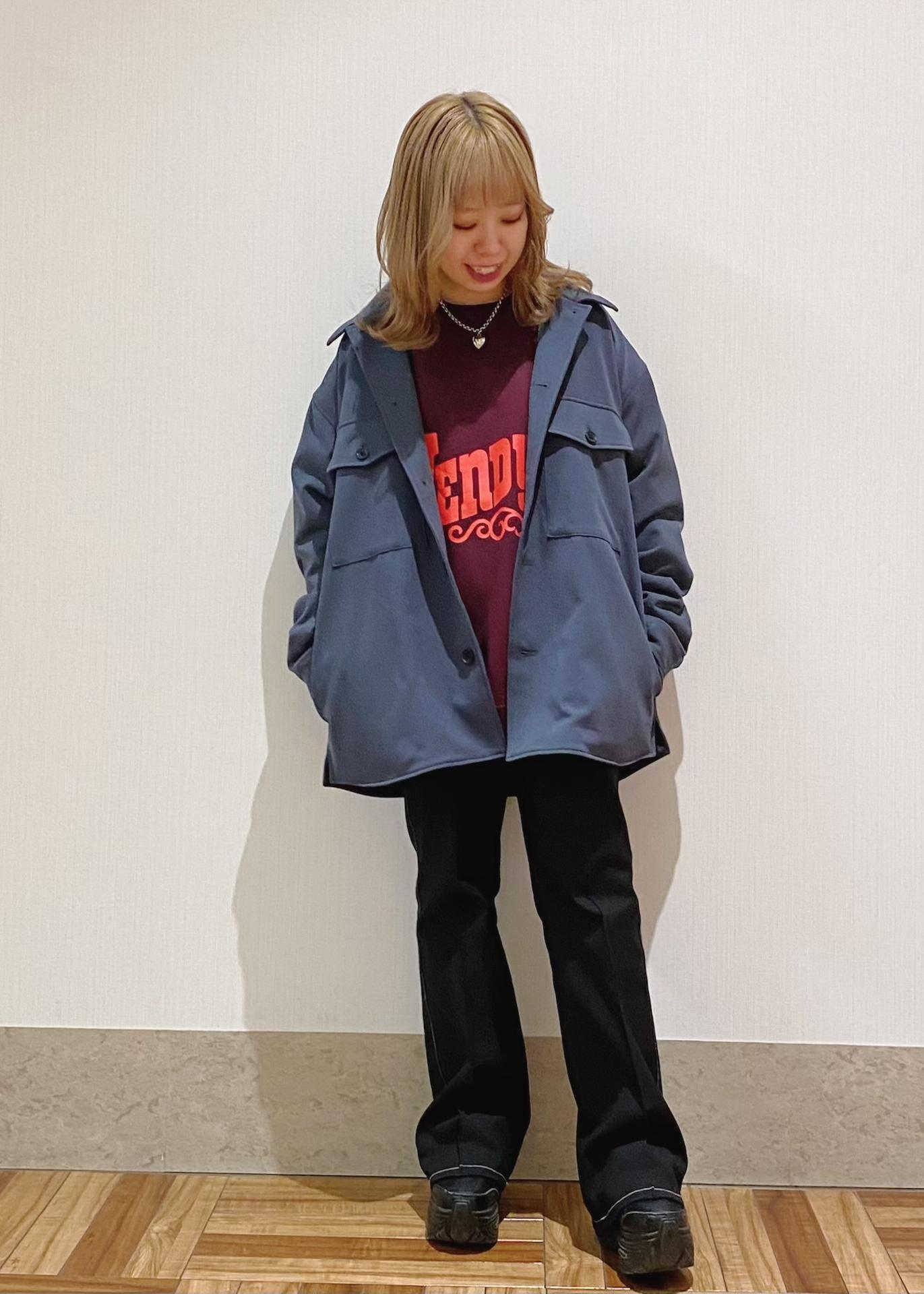 JUNRedのホットストレージCPOブルゾンを使ったコーディネートを紹介します。|Rakuten Fashion(楽天ファッション/旧楽天ブランドアベニュー)1086654