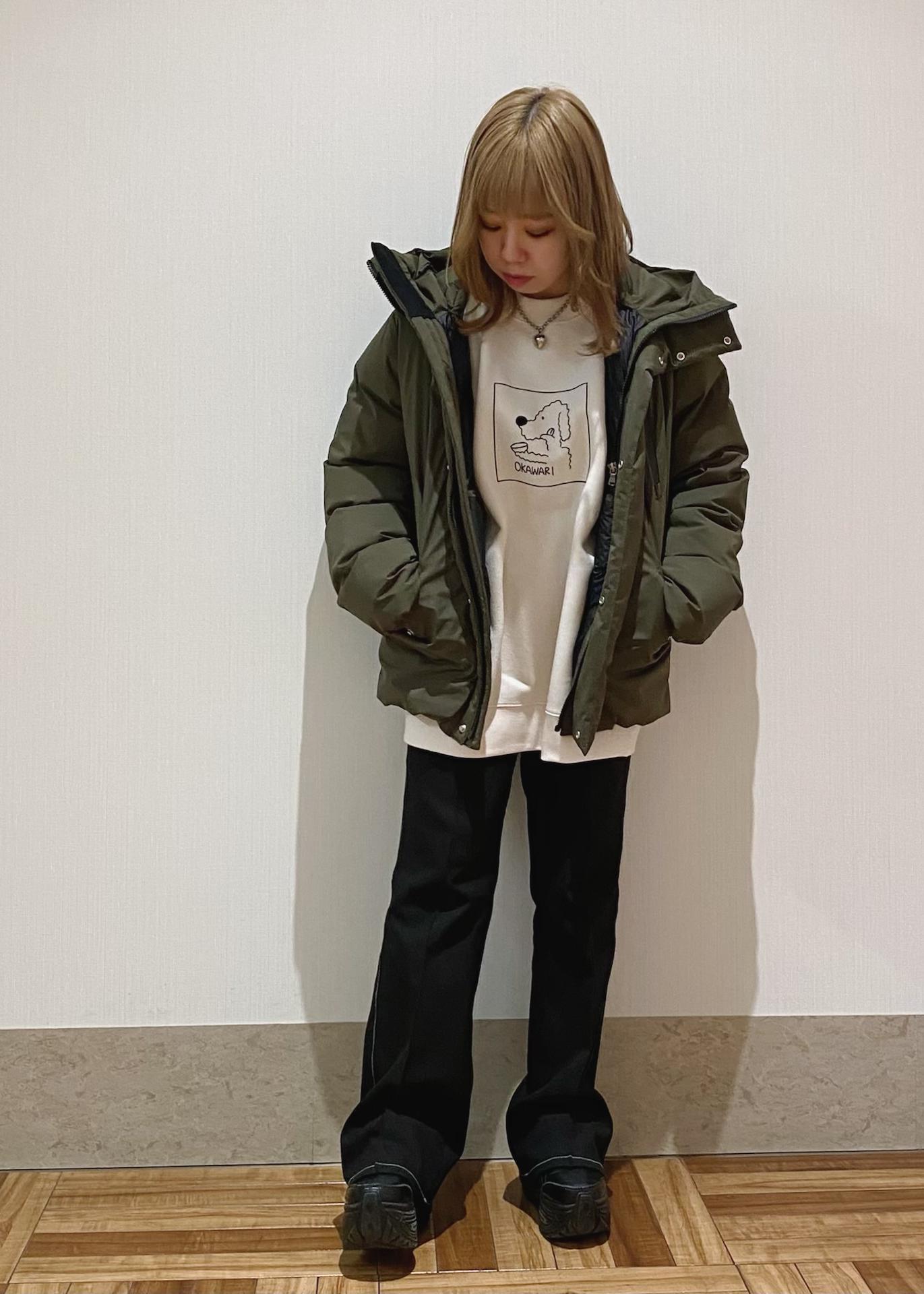 JUNRedの【Ken Kagami × JUNRed】モックネックスウェットを使ったコーディネートを紹介します。 Rakuten Fashion(楽天ファッション/旧楽天ブランドアベニュー)1086658
